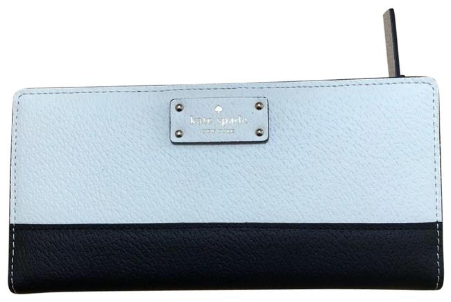 Item - Black and Cream Stacy Grove Street Wallet