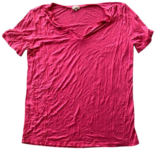 Item - Hot Pink Oversized Tee Shirt Size 8 (M)