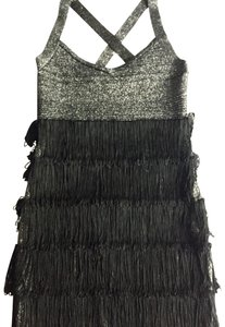 Wow Couture Fringe Party Flapper Little Dress