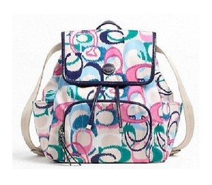 Coach New Multicolor Backpack