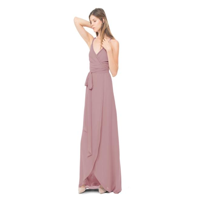 Item - Bohemian Rhapsody Parker Twisted Gown Long Casual Maxi Dress Size 4 (S)