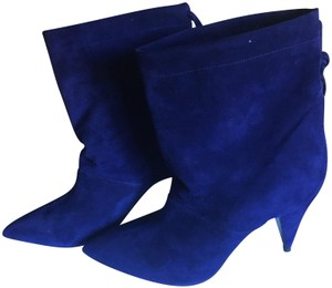 Pierre Hardy Right On Trend Fall purple Boots