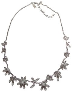 Kate Spade Kate Spade New Crystal/Pearl Necklace