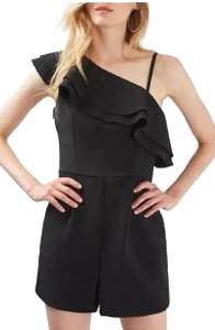 8aa58a57d661 Black Topshop Rompers   Jumpsuits - Up to 70% off a Tradesy