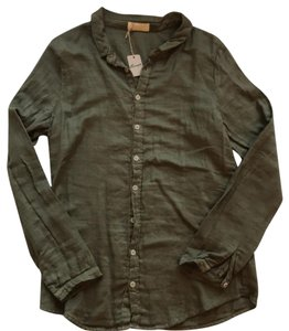 CP Shades Button Down Shirt green