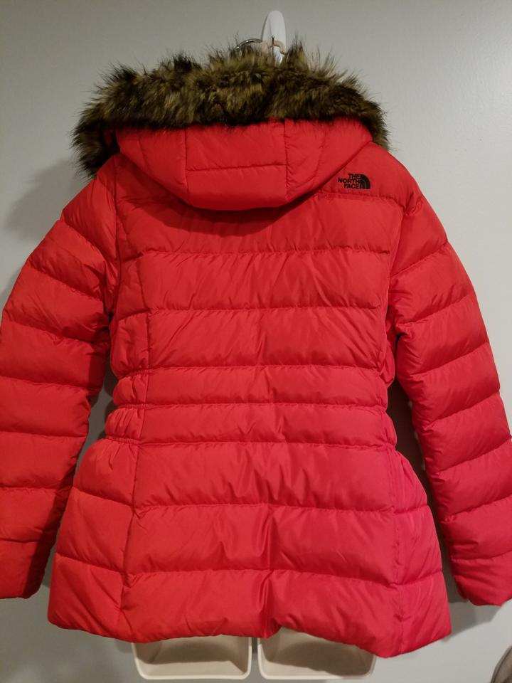 6c596545c The North Face Red Women's Gotham Jacket Ii Tnf Coat Size 12 (L) 4% off  retail
