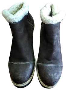 Lug Life Brown suede Boots