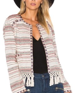 Tularosa Red Multi Jacket