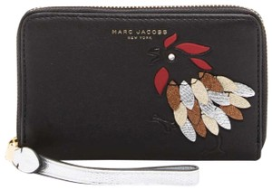 Marc by Marc Jacobs Authentic Marc Jacobs leather Zip Wristlet/Phone