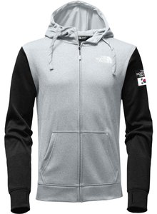 4e45c94513 The North Face For He Size M Grey Black Grey Black Jacket