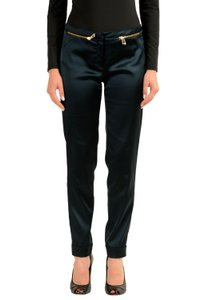 Versace Collection Straight Pants Black