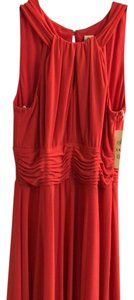 coral Maxi Dress by Sangria