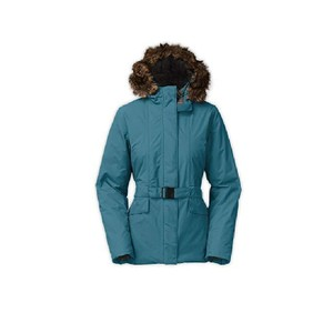 The North Face For Her Size Xl TEAL BLUE Jacket