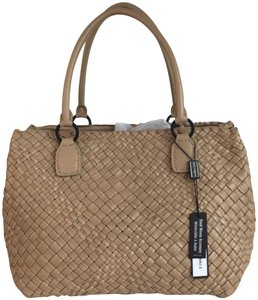 Falor Tote in beige taupe