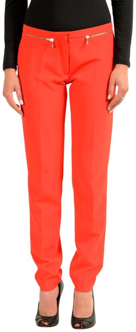 Item - Red V-11800 Pants Size 6 (S, 28)