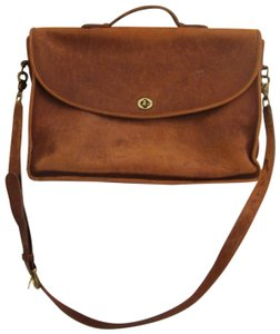Coach Messenger Briefcase Crossbody Laptop Bag