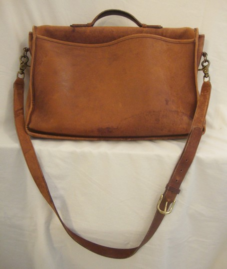 Coach Messenger Briefcase Crossbody Laptop Bag Image 3