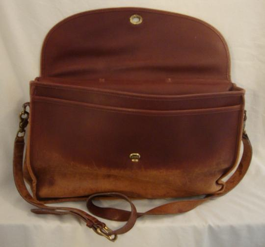 Coach Messenger Briefcase Crossbody Laptop Bag Image 7