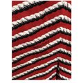 Saint Laurent Red Striped Printed Short Casual Dress Size 8 (M) Saint Laurent Red Striped Printed Short Casual Dress Size 8 (M) Image 5