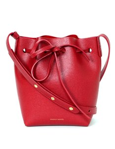 Mansur Gavriel Tote Bucket Cross Body Bag