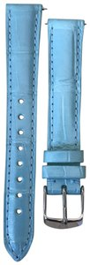 Michele Size 16mm NWT Pastel Green Alligator Watch Straps MS16AA010472