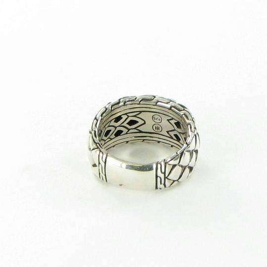 John Hardy Legends Cobra Silver Band Ring Sterling Silver RB97139X7 Image 3