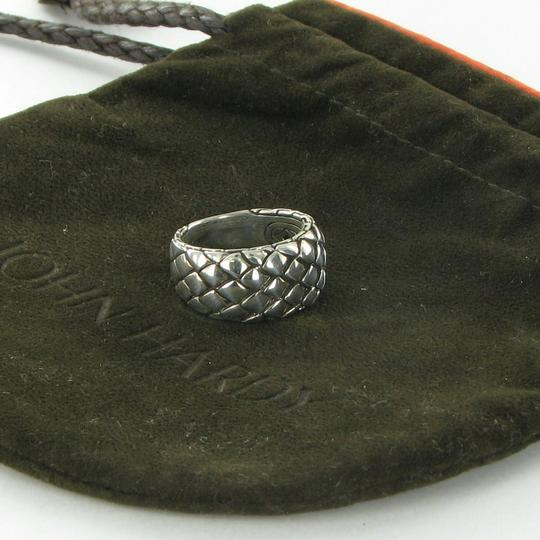 John Hardy Legends Cobra Silver Band Ring Sterling Silver RB97139X7 Image 4