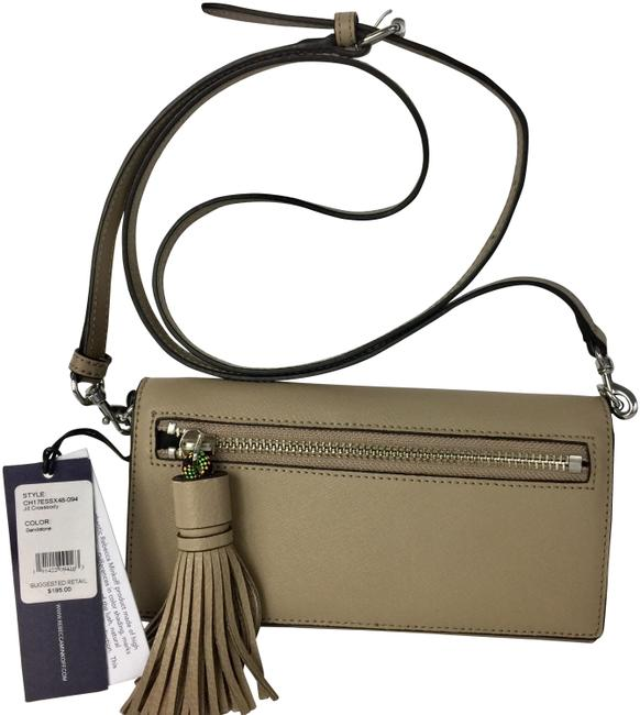 Rebecca Minkoff New Sandstone Leather Cross Body Bag Rebecca Minkoff New Sandstone Leather Cross Body Bag Image 1