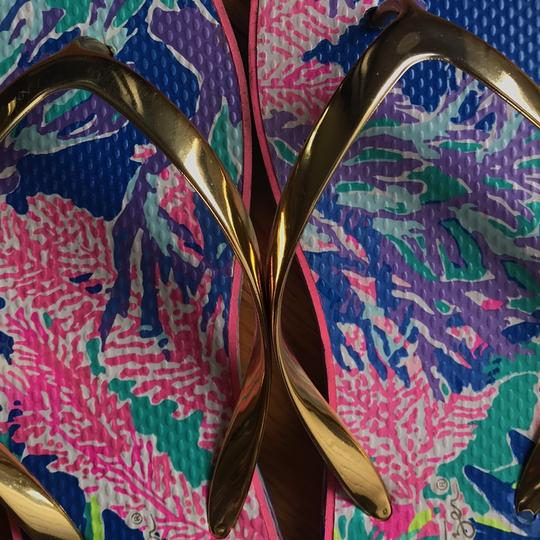 Lilly Pulitzer Sandals Image 7