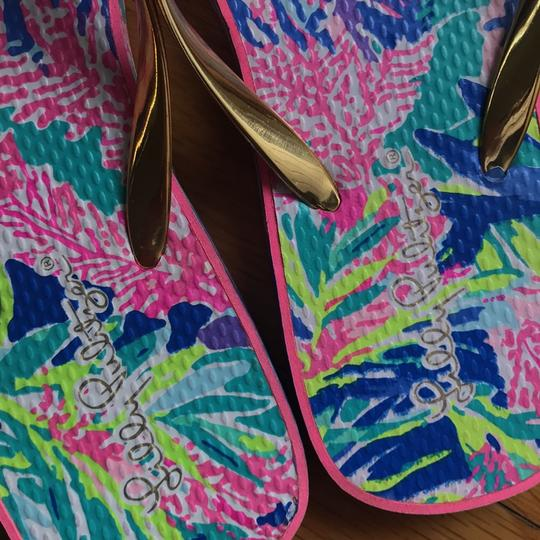Lilly Pulitzer Sandals Image 9