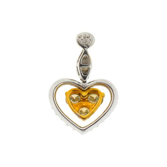 Other Diamond Heart Pendent Image 1