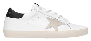 Golden Goose Deluxe Brand Converse Ggdb Tennis White & Black Athletic