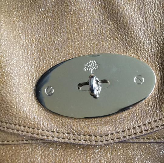 Mulberry Satchel in Brown Image 6