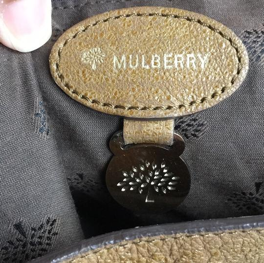 Mulberry Satchel in Brown Image 9