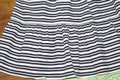 Kate Spade Navy Candy XS Striped Midi Shirt New Mid-length Cocktail Dress Size 6 (S) Kate Spade Navy Candy XS Striped Midi Shirt New Mid-length Cocktail Dress Size 6 (S) Image 5