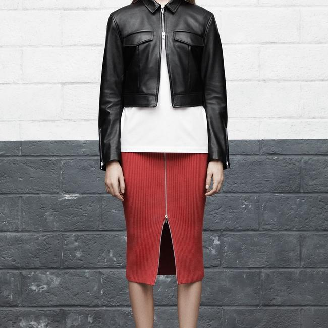 T by Alexander Wang Top red Image 4