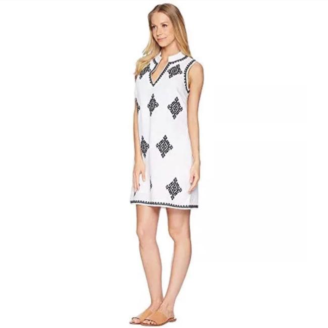 Tory Burch short dress White / Navy on Tradesy Image 3