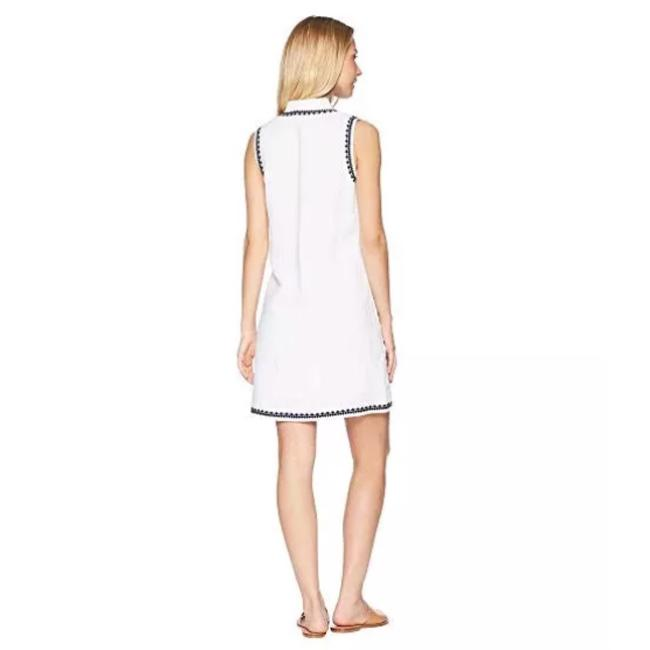 Tory Burch short dress White / Navy on Tradesy Image 5