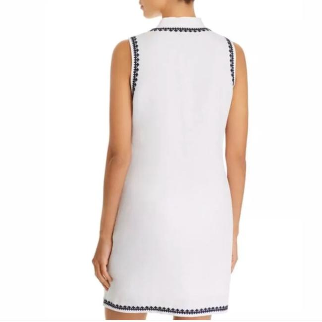 Tory Burch short dress White / Navy on Tradesy Image 7