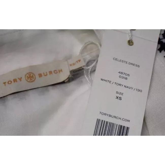 Tory Burch short dress White / Navy on Tradesy Image 9