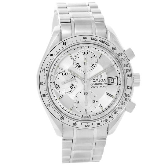 Omega Omega Speedmaster Date Silver Dial Automatic Watch 3513.30.00 Image 1