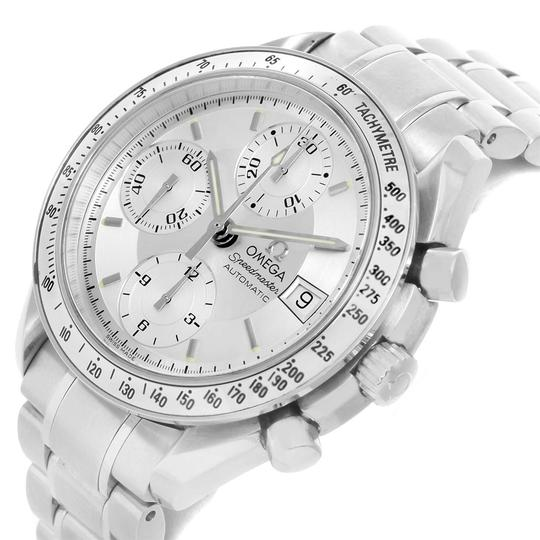 Omega Omega Speedmaster Date Silver Dial Automatic Watch 3513.30.00 Image 4