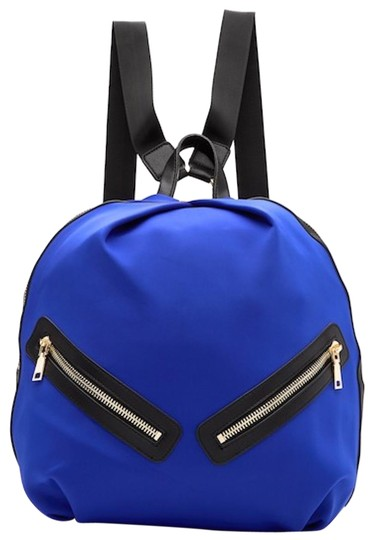 Preload https://img-static.tradesy.com/item/23997069/urban-expressions-relay-blue-neoprene-exterior-textile-lining-backpack-0-1-540-540.jpg