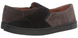 Frye Sleep On Suede Rubber Outsole Black/Gray Athletic