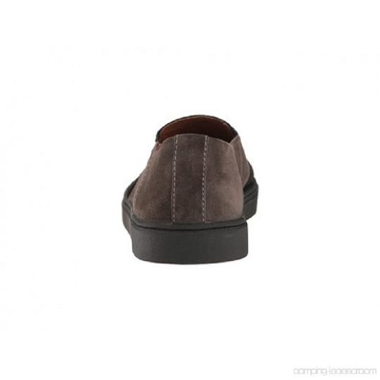 Frye Sleep On Suede Rubber Outsole Black/Gray Athletic Image 3