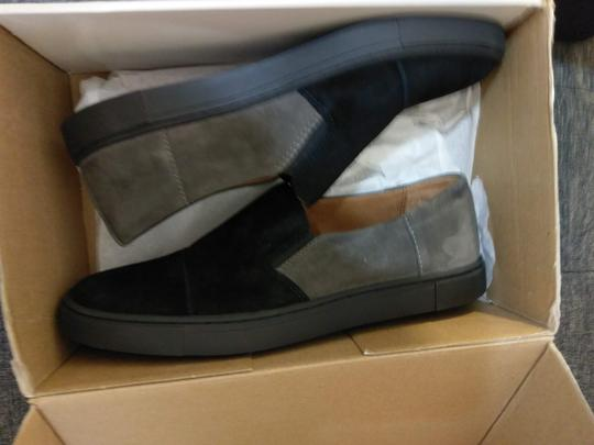 Frye Sleep On Suede Rubber Outsole Black/Gray Athletic Image 7