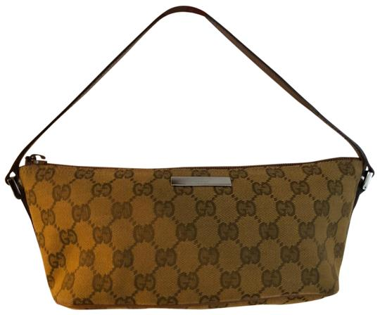 Preload https://item4.tradesy.com/images/gucci-mongram-beigetan-brown-gg-canvas-and-leather-trim-straps-shoulder-bag-23997183-0-1.jpg?width=440&height=440