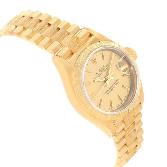 Rolex Rolex President Datejust 26 18K Yellow Gold Ladies Watch 69278