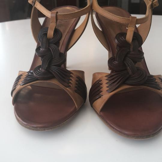 Cole Haan Luggage brown Pumps