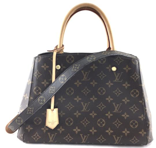 Preload https://item3.tradesy.com/images/louis-vuitton-montaigne-22007-with-strap-mm-satchel-tote-monogram-coated-canvas-shoulder-bag-23997212-0-1.jpg?width=440&height=440